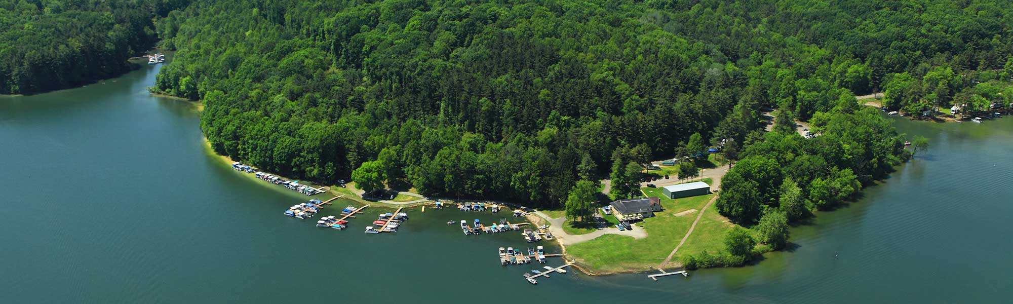 Situated on Beautiful Leesville Lake