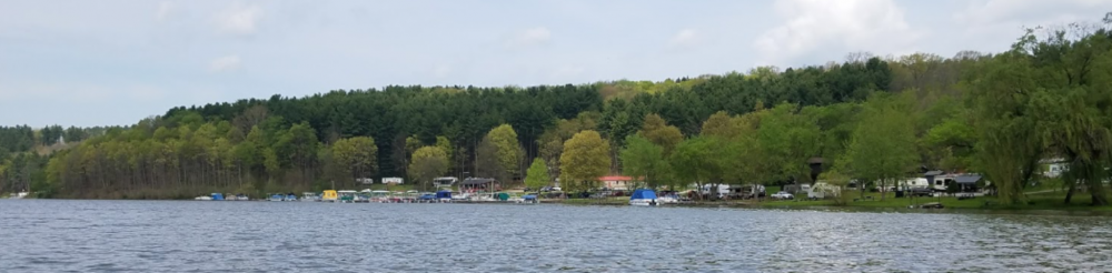 Leesville Lake North Fork Marina